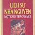SÁCH SCAN - Lịch sử Nhà Nguyễn & Một cách tiếp cận mới (GS.TS Phan Ngọc Liên và Các TG)