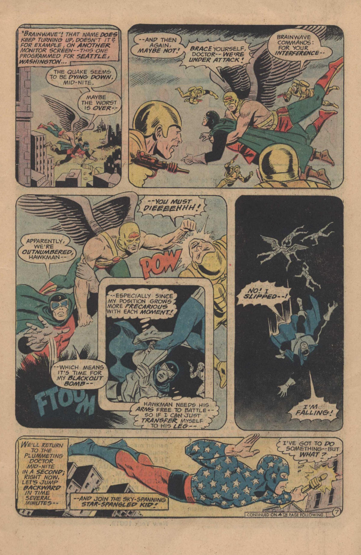 Read online All-Star Comics comic -  Issue #59 - 11
