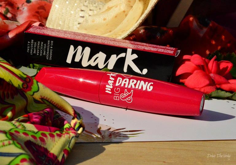 Avon Mark pogrubiający tusz do rzęs Big & Daring