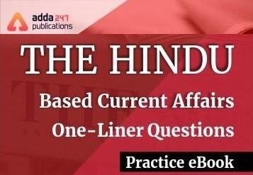Adda247 Hindu Based Current Affairs 2019 Paid e-Book PDF Download