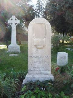 keats - O cemitério Protestante