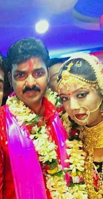 Pawan Singh and Jyoti Singh Marriage Image 8