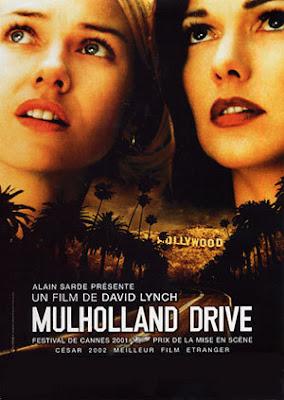 mulholland drive film lesbien