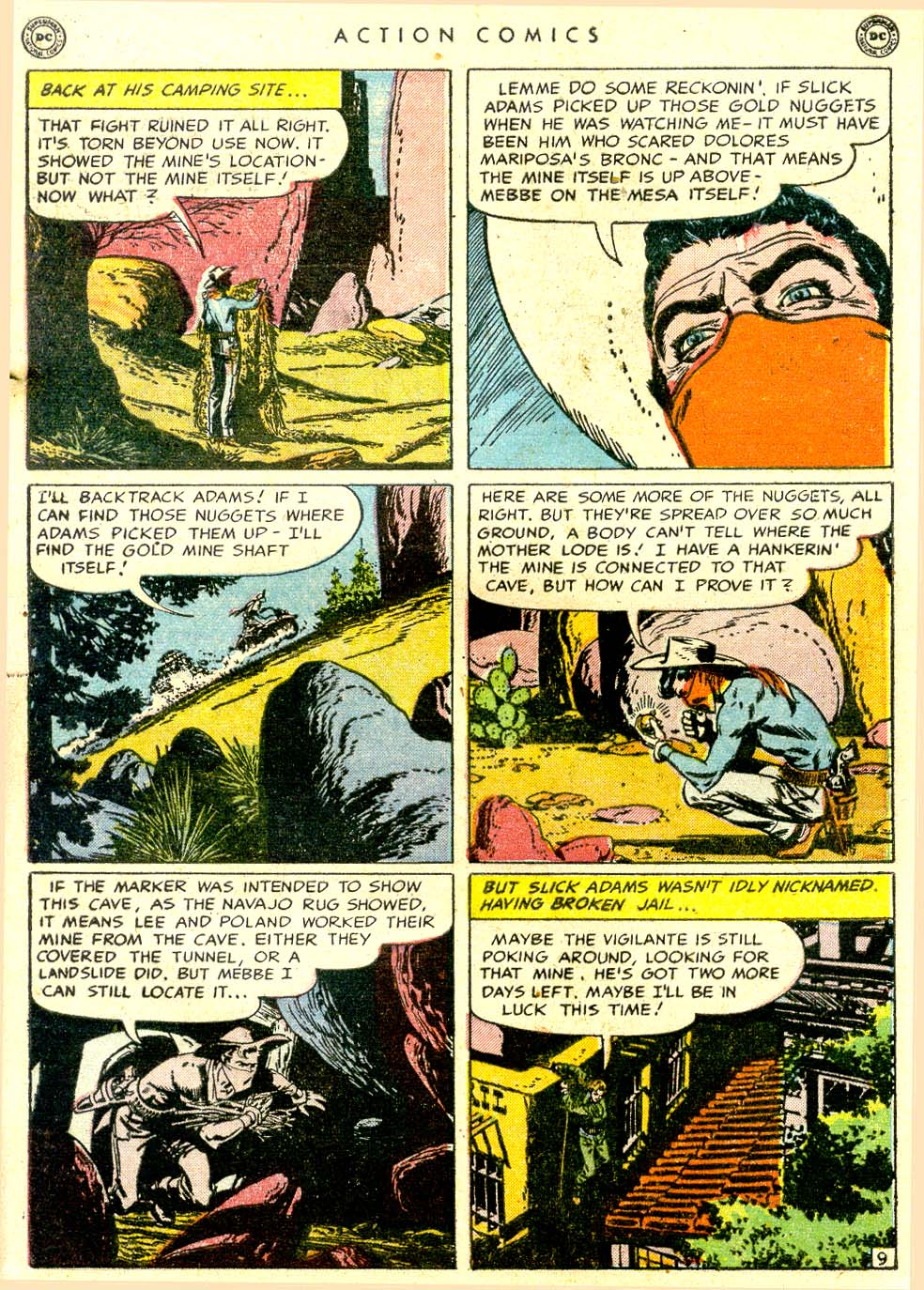 Action Comics (1938) 144 Page 46