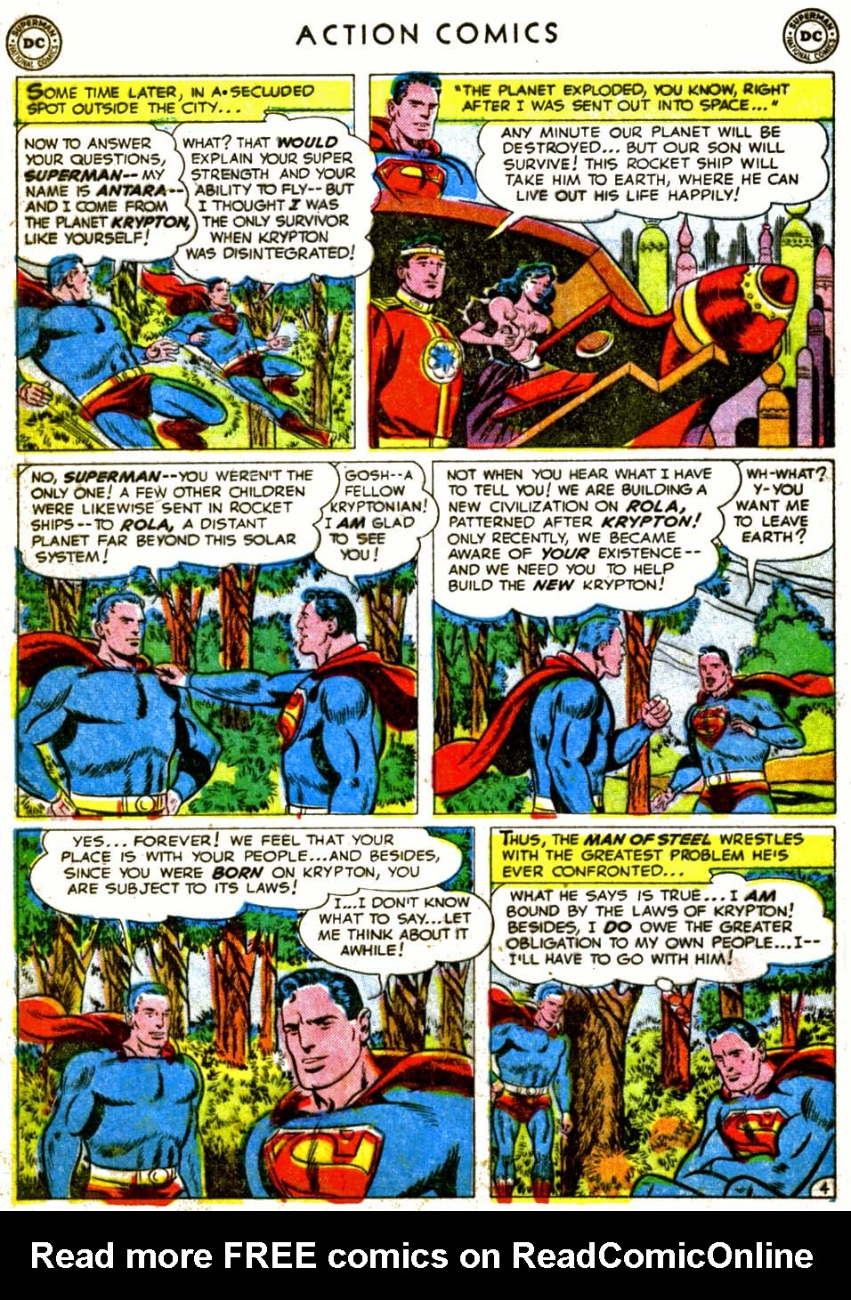 Action Comics (1938) 161 Page 5