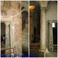 Tomba di San Felice il sopravvissuto accesso all'antica necropoli