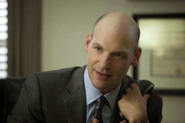 Corey Stoll (Peter Russo) dans House of Cards