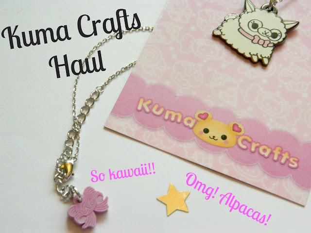 Kuma Crafts Kawaii Haul