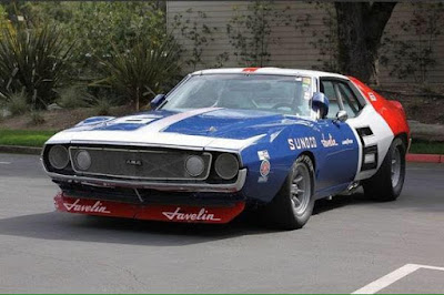 AMC Javelin by Penske Racing Team Front Left