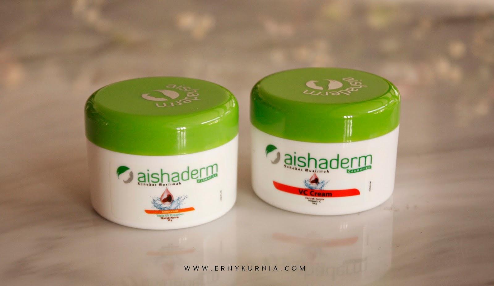 Produk Aishaderm, Produk Aishaderm Aman