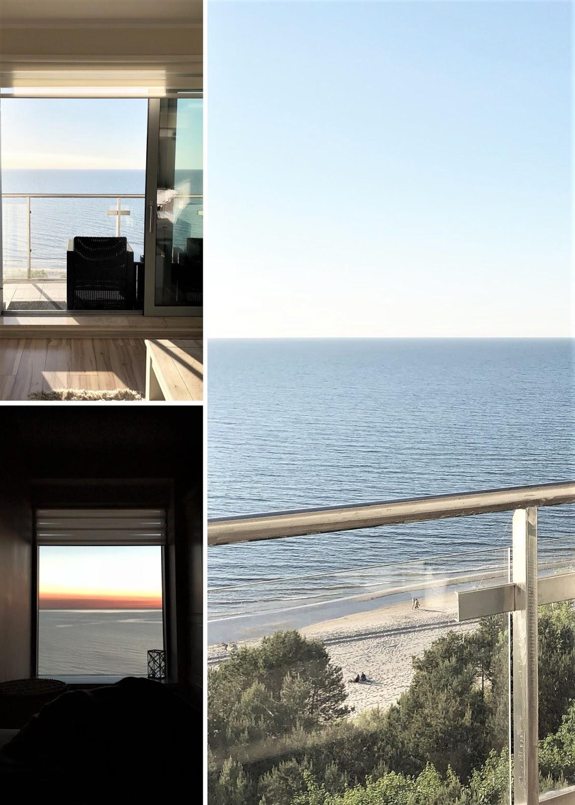 3 noclegi z widokiem na morze