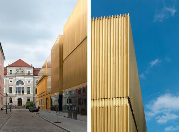 Lenbachhaus Museum Foster Partners Architecture