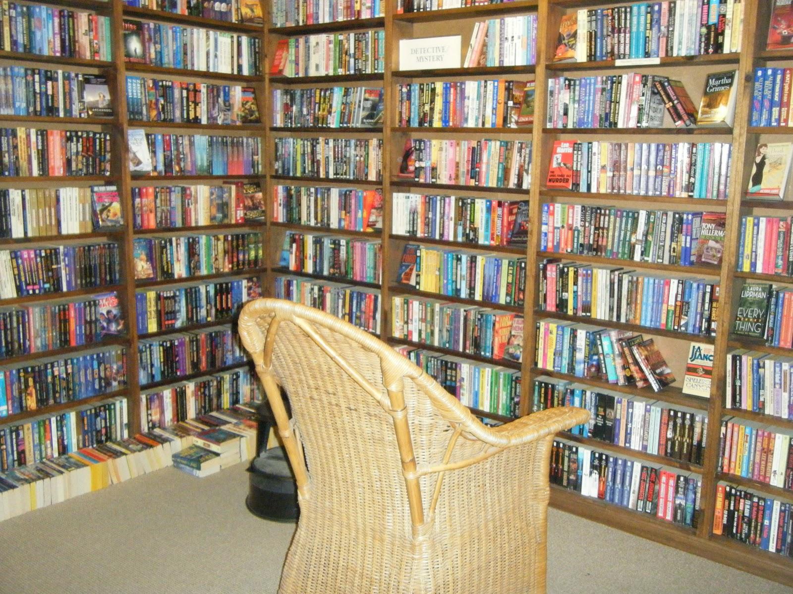 All Things Books The Dusty Bookshelf Lawrence Kansas