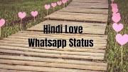 50+ Hindi Love Whatsapp Status   Love Status Shayari [With Images]