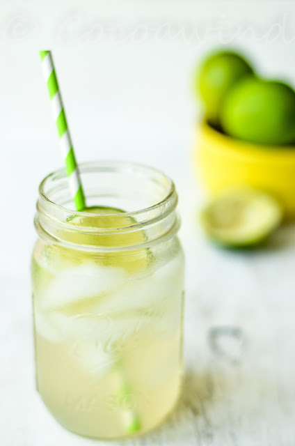 Single Serve Limeade (or Lemonade) - An Ode to Summer
