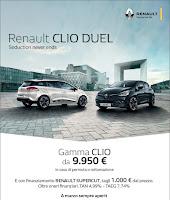 Promozioni: Renault Gamma CLIO Fino a 5.000€  di vantaggi