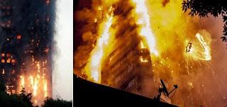 Λονδίνο: Εξι νεκροί στον φλεγόμενο πύργο