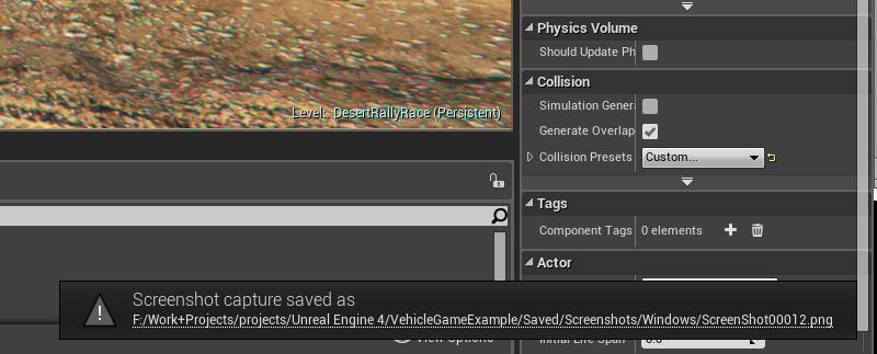All that good stuff!: Unreal Engine 4 Tip: Setting viewport resolution