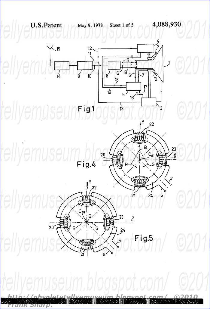 Obsolete Technology Tellye !: PHILIPS 26C465/58 BOTTICELLI