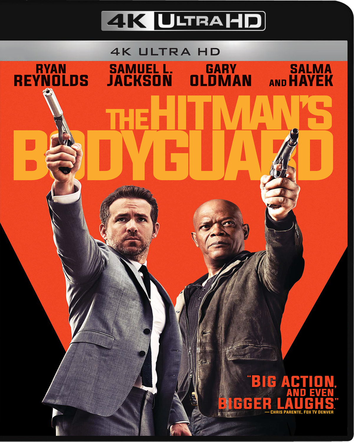 The Hitman's Bodyguard [2017] [UHD] [2160p] [Subtitulado]
