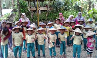 outbound kids taman wisata matahari