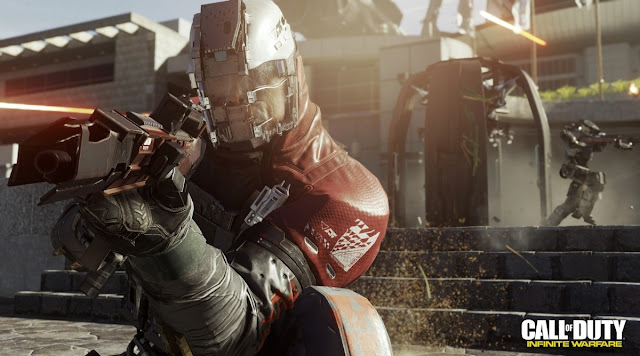 Download Call Of Duty Infinite Warfare Game Highly compressed