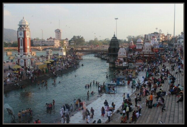Haridwar, Ganga,River, India