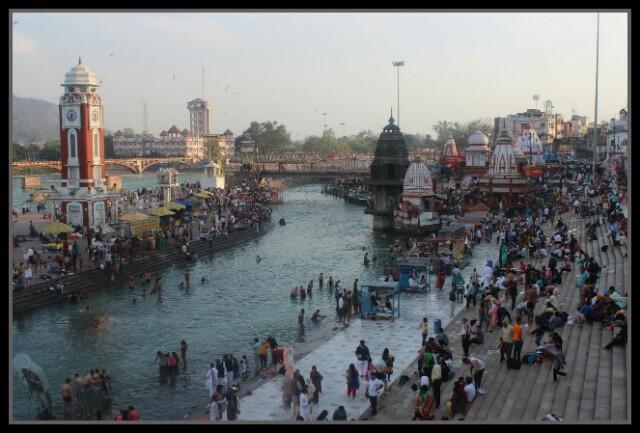 Haridwar, Ganga,River, India
