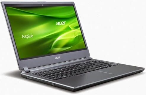 Acer aspire M3-481 Ultra-thin Laptop Specifications, review and driver download