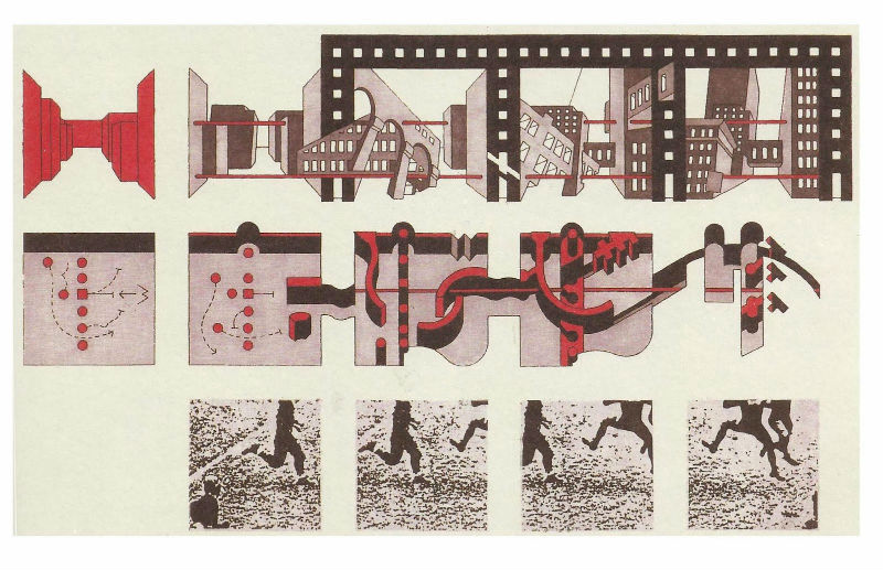Manhattan Transcriptions de Bernard Tchumi, una innovadora presentación arquitectónicas