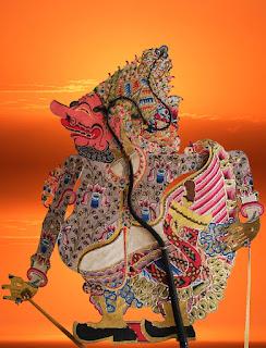 Gambar wayang Narada