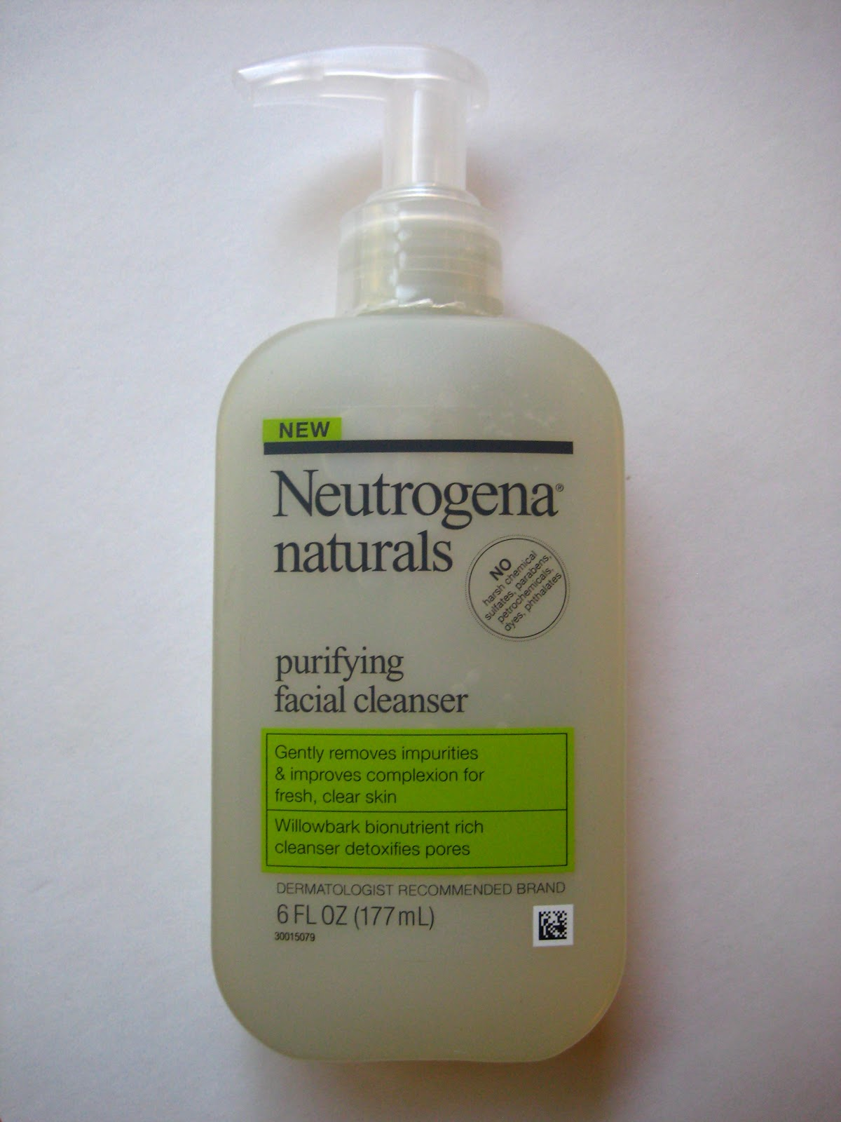 Neutrogena Naturals Makeup Remover How To Use