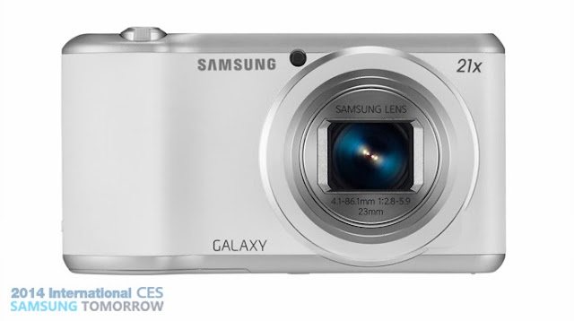Samsung Galaxy Camera 2 Lens
