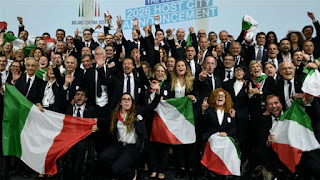2026 Winter Olympics to be hosted by Italy