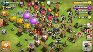 Clash of clan unlimited gems Apk