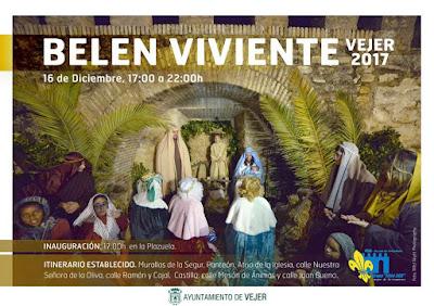 Belén Viviente 2017 - Vejer