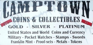 Camptown Coins & Collectibles Pompton Lakes NJ