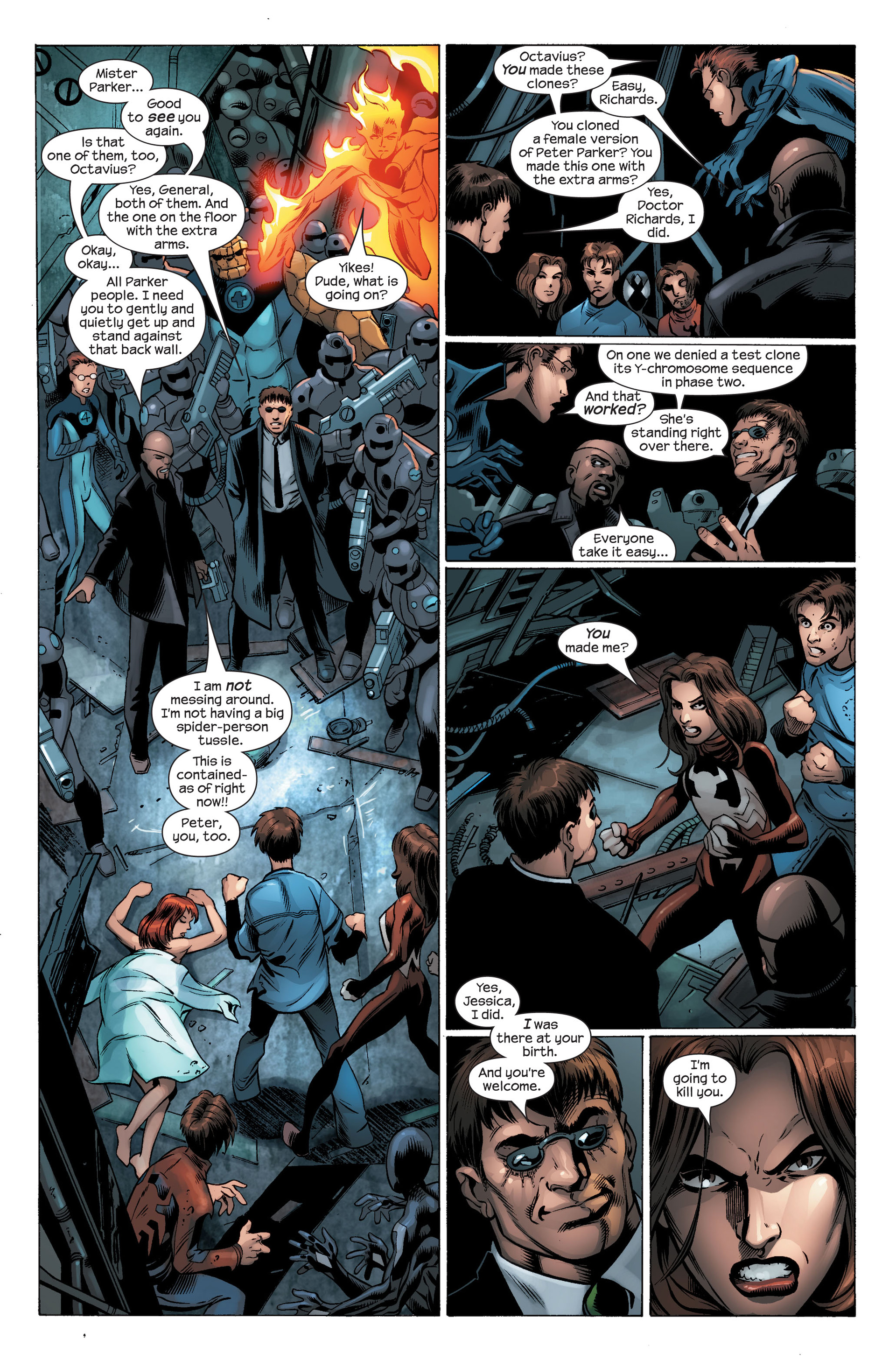 Read online Ultimate Spider-Man (2000) comic -  Issue #103 - 8