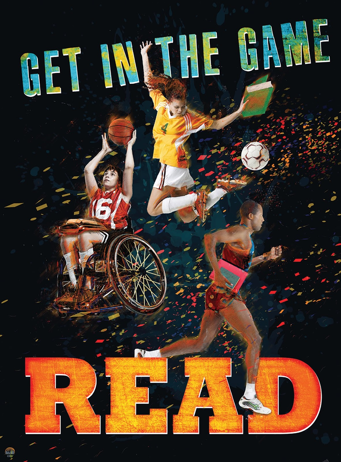 teen summer reading graphic