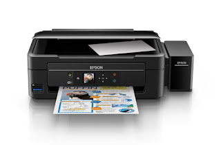Epson L485 Ink Tank System Drivers Download