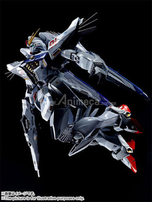 Figura Gundam F91 METAL BUILD Mobile Suit Gundam F91