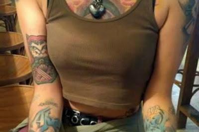 Aeroméxico negó derecho de viaje a mujer tatuada