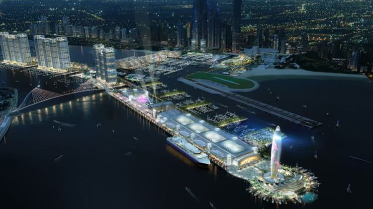 Dubai-Harbour-Latest-landmark-project-in-dubai