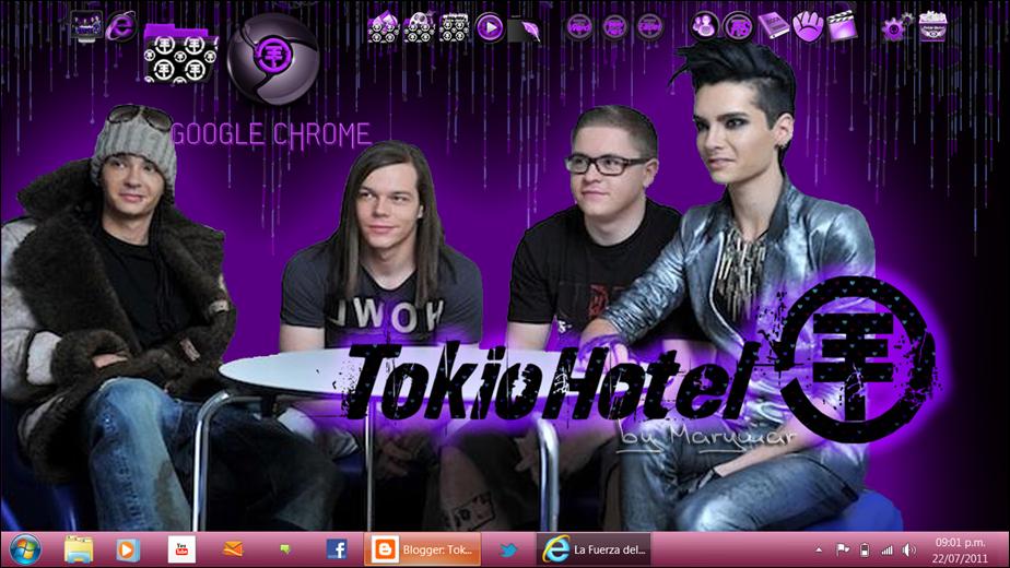 Imagenes De Tokio Hotel Para Facebook