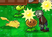 Plants vs Zombies Pokemon Edition