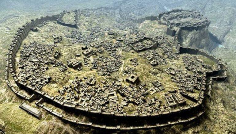 Alam Mengembang Jadi Guru: Riwayat Kekaisaran Het (Hittite)