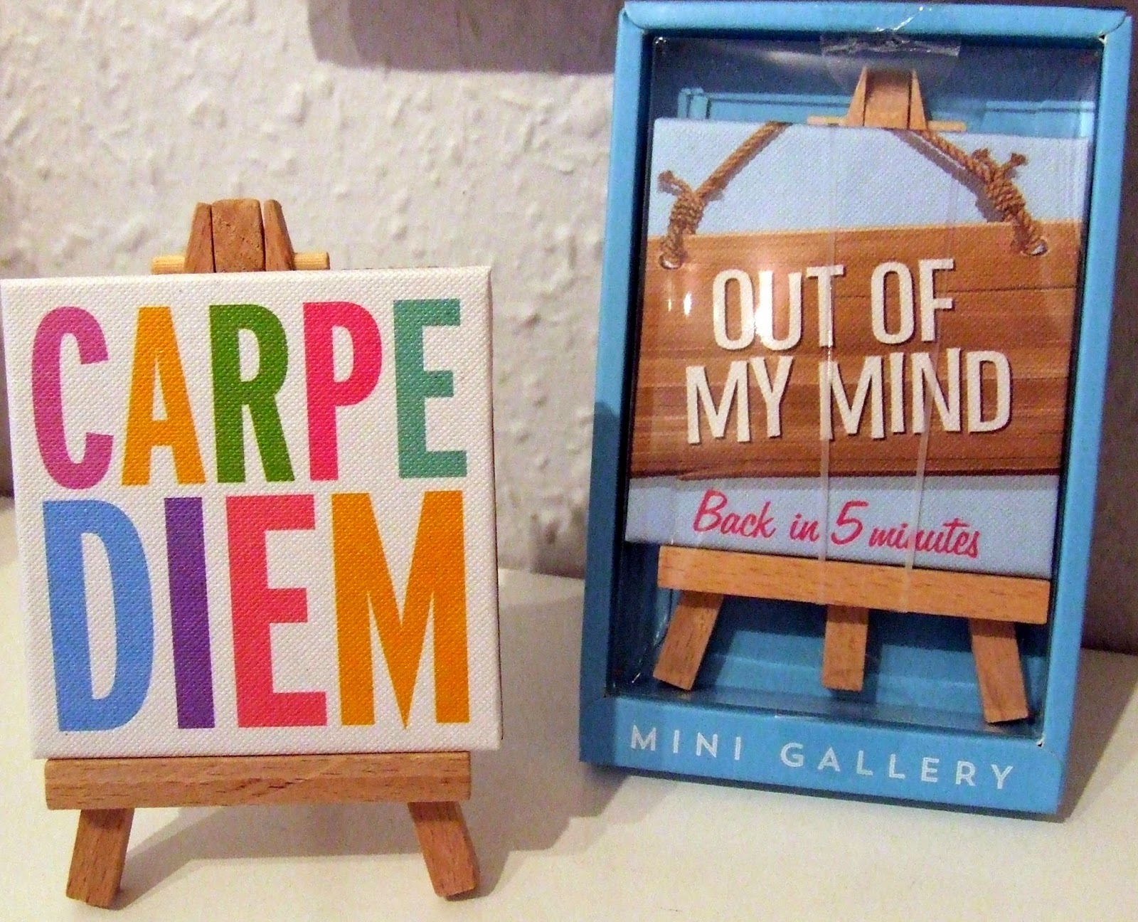 Mini Gallery Frames