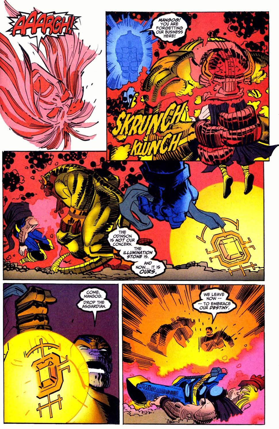 Thor (1998) Issue #22 #23 - English 19