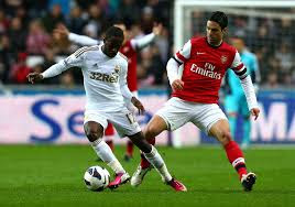 Swansea City v Arsenal Premier League preview:live stream info.
