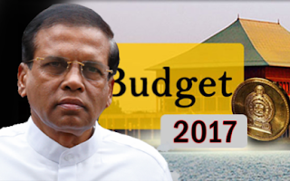 2017 Appropriation Bill presented to the Parliament